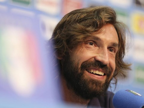 Are England playing into Italy's hands by focusing on Andrea Pirlo?