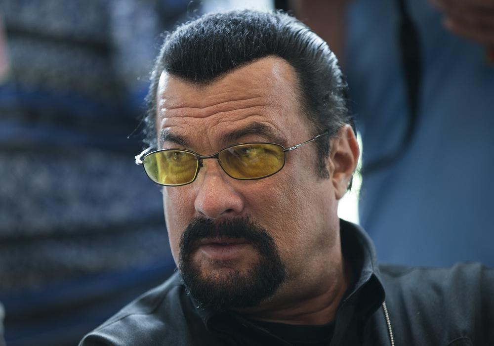 Steven Seagal reveals why he won't get involved in an Expendables movie and talks Under Siege 3