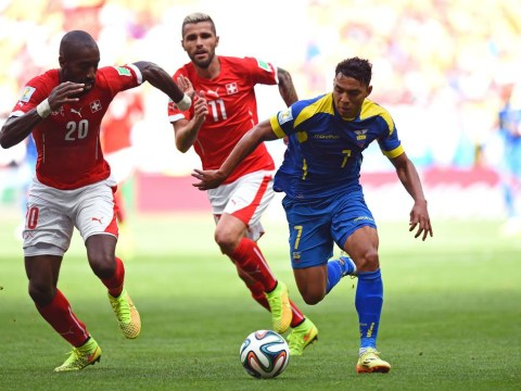 Arsenal target Jefferson Montero crucial to Ecuador's chances against Honduras