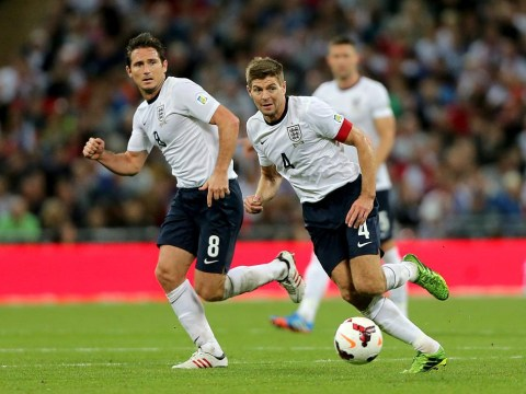 Steven Gerrard or Frank Lampard debate for England comes to a conclusion at World Cup 2014