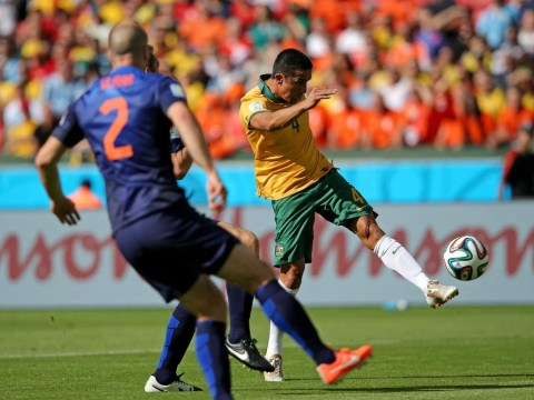 Tim Cahill stunner helps Australia give the Netherlands a scare