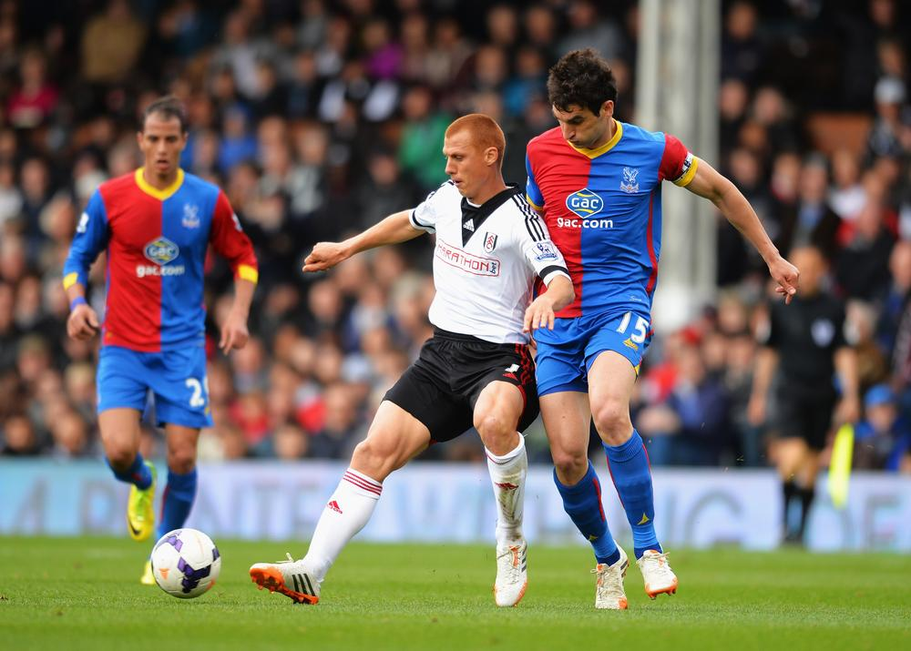 QPR offer Premier League lifeline to Fulham cast-offs Brede Hangeland and Steve Sidwell