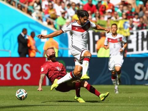 Liverpool to make £15million transfer offer for Real Madrid star Sami Khedira