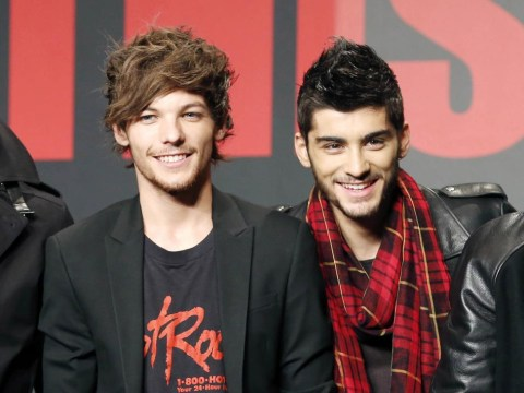 One Direction's Louis Tomlinson and Zayn Malik 'at war' over X Factor job