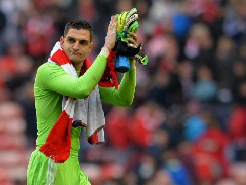 Vito Mannone's denial of transfer request is good news for Sunderland