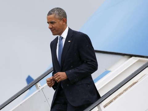 Barack Obama: To deny climate change 'is like saying Moon is cheese'