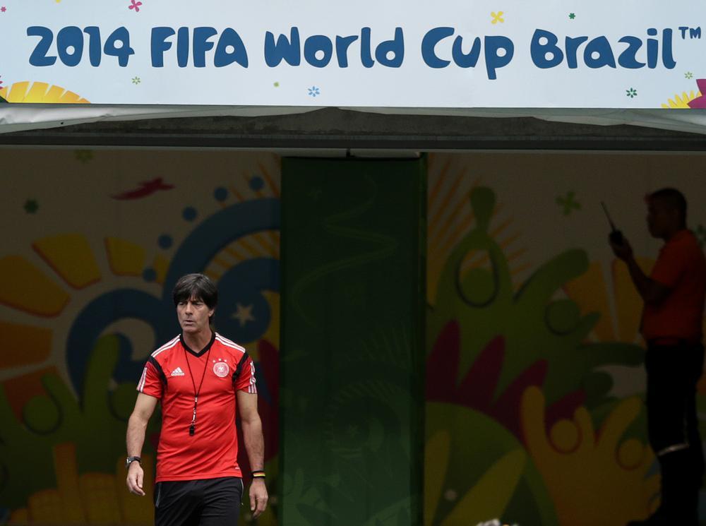 Joachim Low's durable Germany are primed for Algerian test