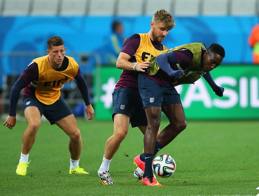 Luke Shaw and Ross Barkley get free pass but England must use a system to reap future success
