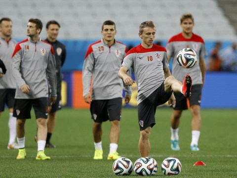 Can Real Madrid's Luka Modric inspire Croatia against Mexico?