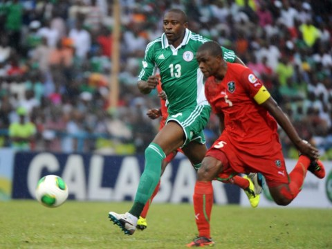 Shola Ameobi sums up Nigeria's problems! Stephen Keshi must make changes for Bosnia clash
