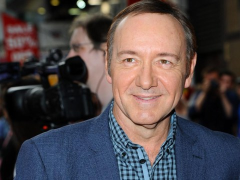 'I don't know who f***ing started that conversation': Kevin Spacey is clearly not a fan of interviews…