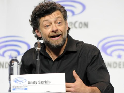 Andy Serkis reveals he will be appearing in The Avengers: Age of Ultron