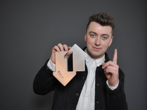 Number one: Sam Smith's debut album becomes the fastest selling of 2014
