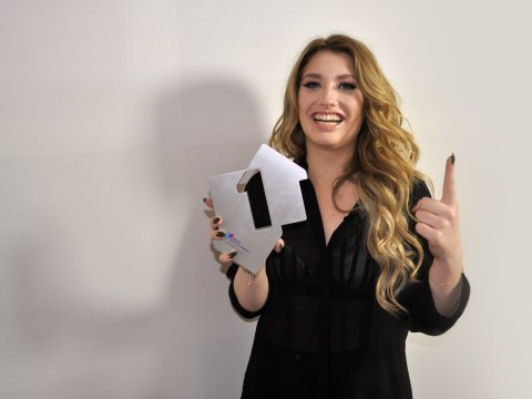 From X Factor reject to chart-topper: Ella Henderson gets the last laugh as she scores debut number one single