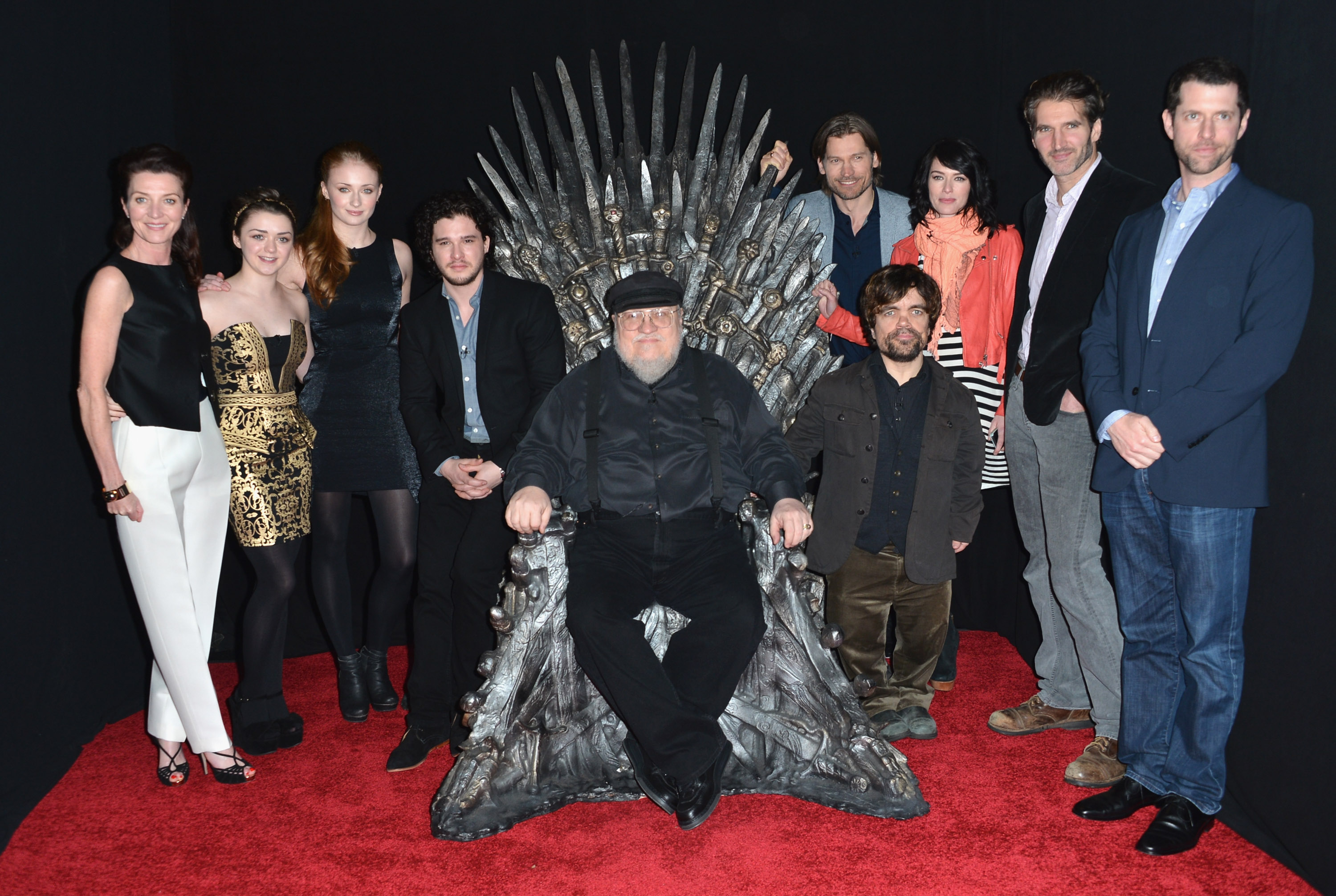 Game Of Thrones, Game Of Thrones season four, Game Of Thrones cast