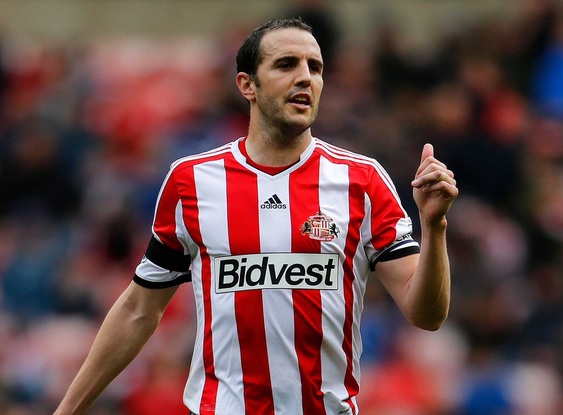 Most bizarre transfer ever? Tottenham make £3million bid for John O'Shea