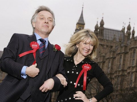 Rik Mayall dies aged 56 – a life in pictures