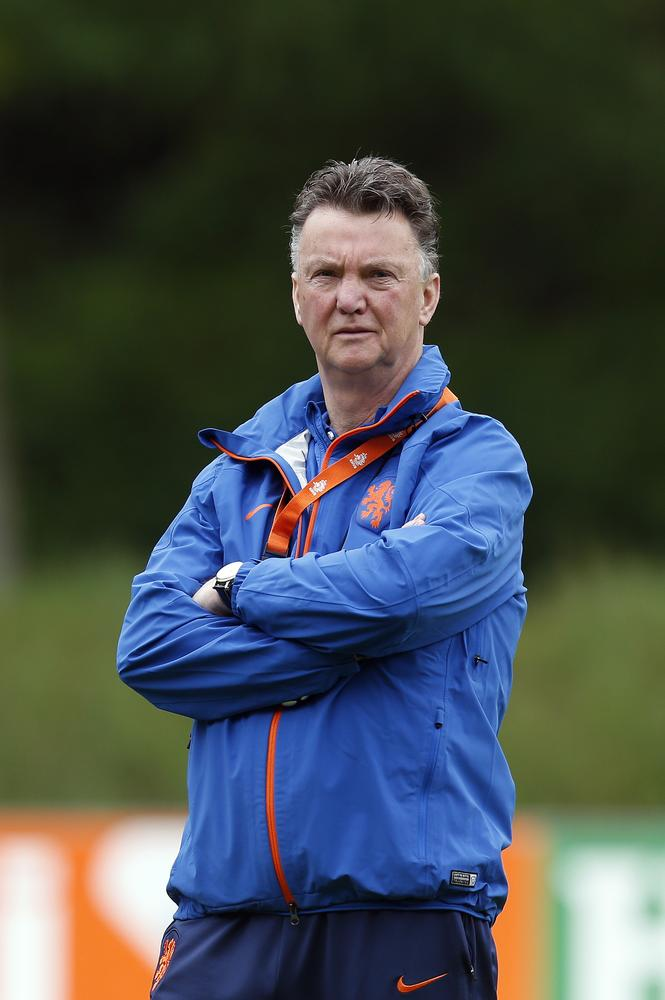 Louis van Gaal has a new gameplan for the Netherlands to combat the threat of Spain