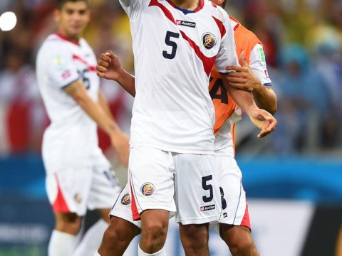 For Costa Rica ace Celso Borges, it's a bit more than a World Cup