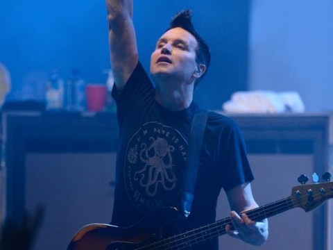 Psst Blink-182 have announced a one-off UK live show