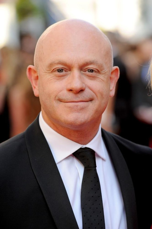 LONDON, ENGLAND - MAY 18: Ross Kemp attends the Arqiva British Academy Television Awards at Theatre Royal on May 18, 2014 in London, England. Dave J Hogan/Getty Images