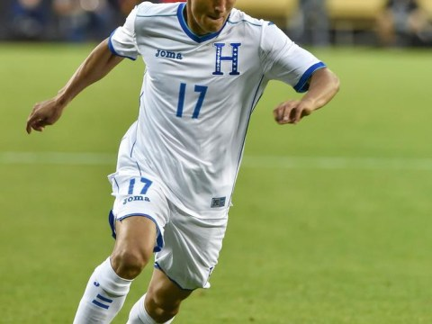Honduras's Andy Najar gives hope to a new world