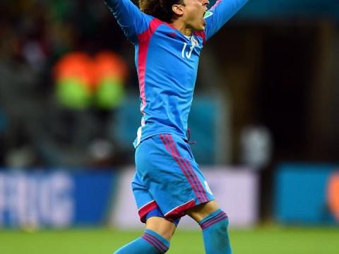 24cbab140 Even ruining Mexico star Guillermo Ochoa s World Cup clean sheet record  failed to save Croatia
