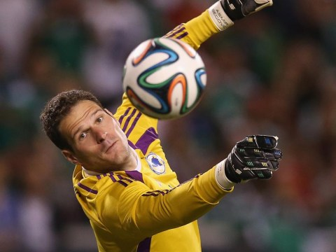 Asmir Begovic's Bosnia World Cup debut brings with it a sense of pride for Stoke City