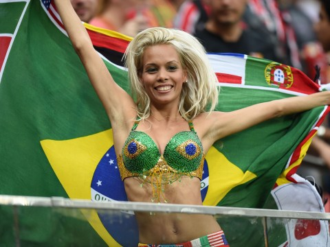 Pictures: Best of Brazil World Cup 2014 – week 1