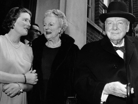 Sir Winston Churchill's last surviving child Lady Mary Soames dies aged 91
