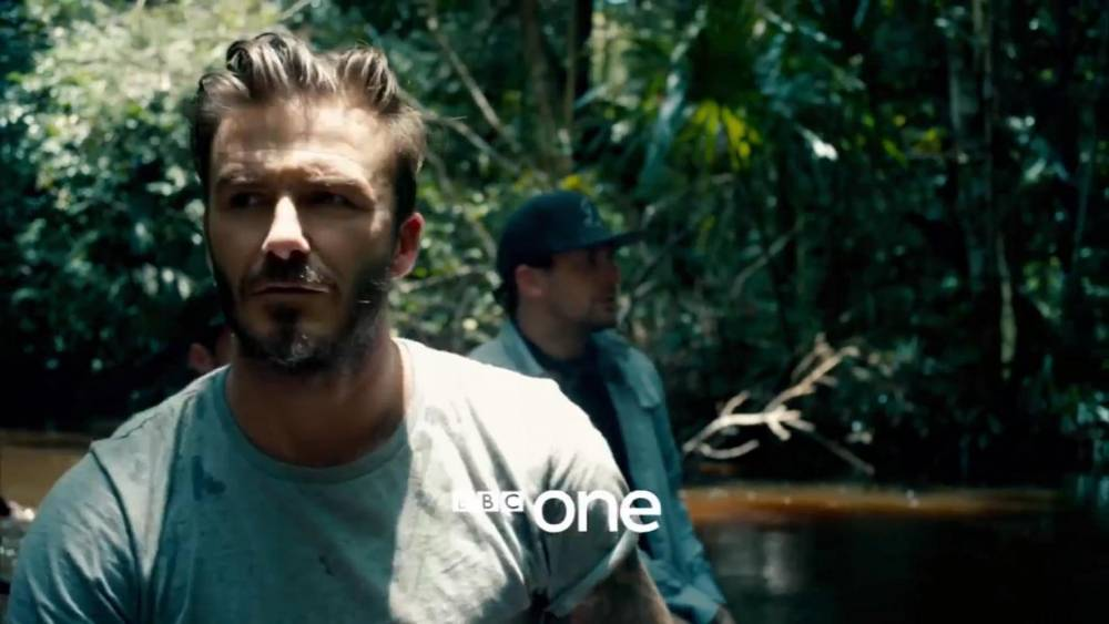 David Beckham Into The Unknown - BBC One, 8:30pm, June 9
