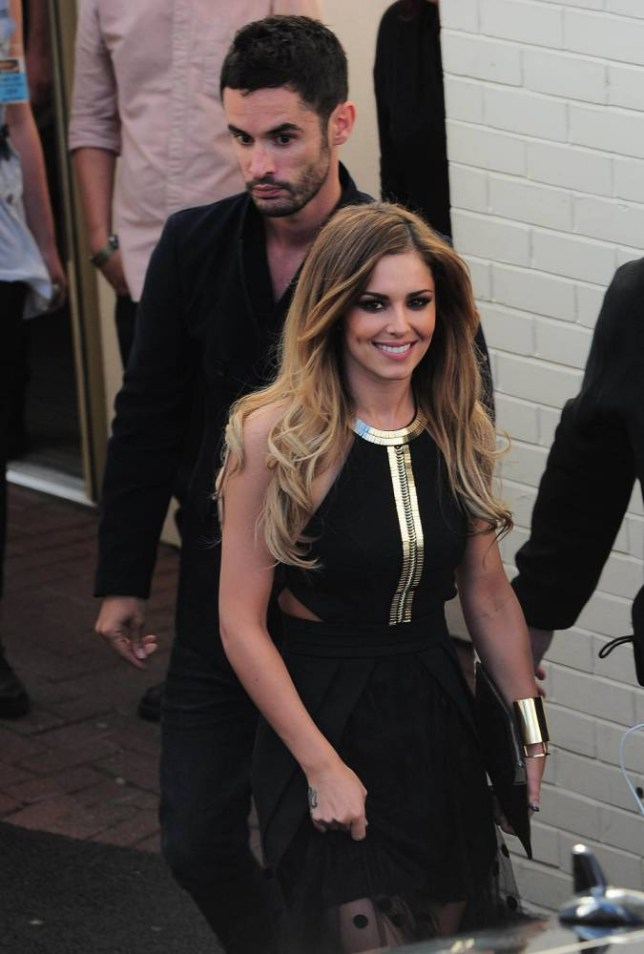 7 Jun 2014 - LONDON  - UK  CHERYL COLE AND HER NEW BOYFRIEND PICTURED LEAVING BGT LIVE FINALS AFTER PERFORMING HER NEW SINGLE LIVE ON THE SHOW   BYLINE MUST READ : XPOSUREPHOTOS.COM  ***UK CLIENTS - PICTURES CONTAINING CHILDREN PLEASE PIXELATE FACE PRIOR TO PUBLICATION ***  **UK CLIENTS MUST CALL PRIOR TO TV OR ONLINE USAGE PLEASE TELEPHONE   44 208 344 2007 **
