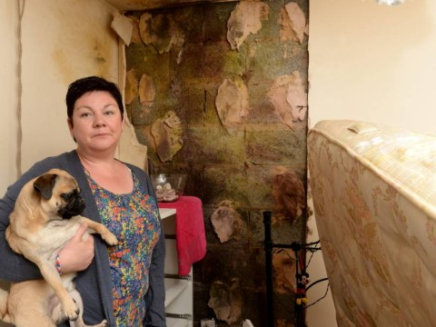 'I could have been electrocuted to death': Woman's lucky escape after lightning fries her bedroom