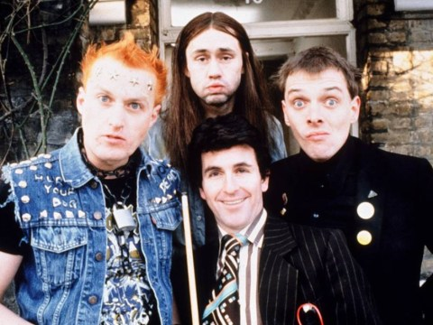 From The Young Ones to Bottom: Great moments from the comic genius of Rik Mayall