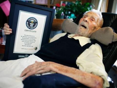 World's oldest man dies aged 111, 124 days