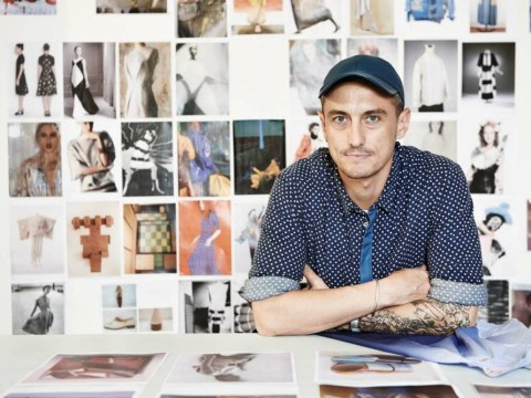 London Collections: Men designer Richard Nicoll: 'I think about what I would like to wear'