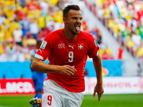 'Britain's Brainiest Footballer' Clarke Carlisle makes embarrassing Jackson Martinez commentary gaffe during Ecuador's defeat to Switzerland
