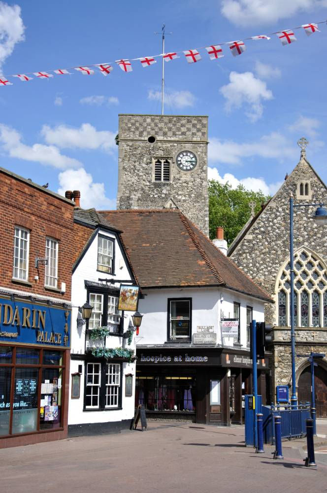 Dartford: Property hot spot for transport links and shopping temples