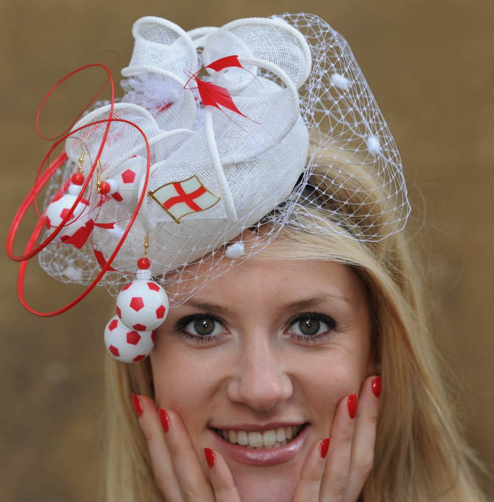 A look back at crazy and quirky hat fashion at Royal Ascot