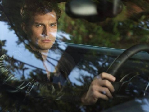First film still of Jamie Dornan in Fifty Shades Of Grey released – and yes, it's hot!