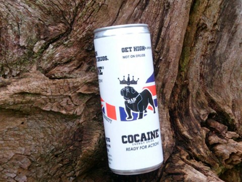 'Outrage in Grimsby at new soft drink called cocaine