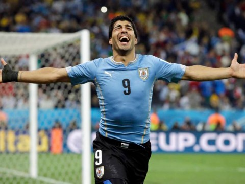 Is this Luis Suarez rocket the goal that kills England's World Cup 2014 dream?
