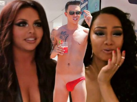 EXCLUSIVE: Little Mix, Union J and Duke Dumont give their verdict on those TOWIE swim 'socks'