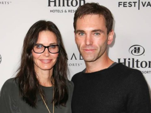Courteney Cox swears off having plastic surgery – because fiancé Johnny McDaid is cool with her ageing