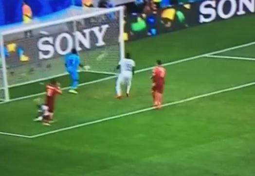 Ghana's John Boye scores brilliant own goal against Portugal