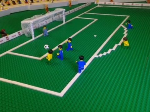World Cup 2014: Tim Cahill's wonder-volley against Holland recreated in brilliant Lego video