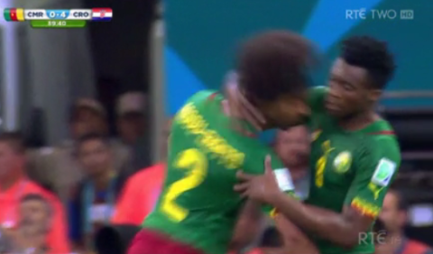 Bad to worse! Cameroon lose World Cup match, players decide to fight each other