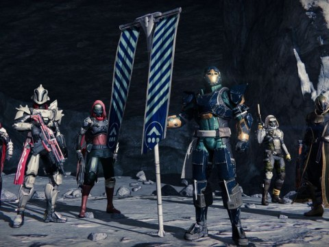 Destiny Alpha review – first look at the sharing shooter