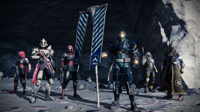 Destiny - the social shooter