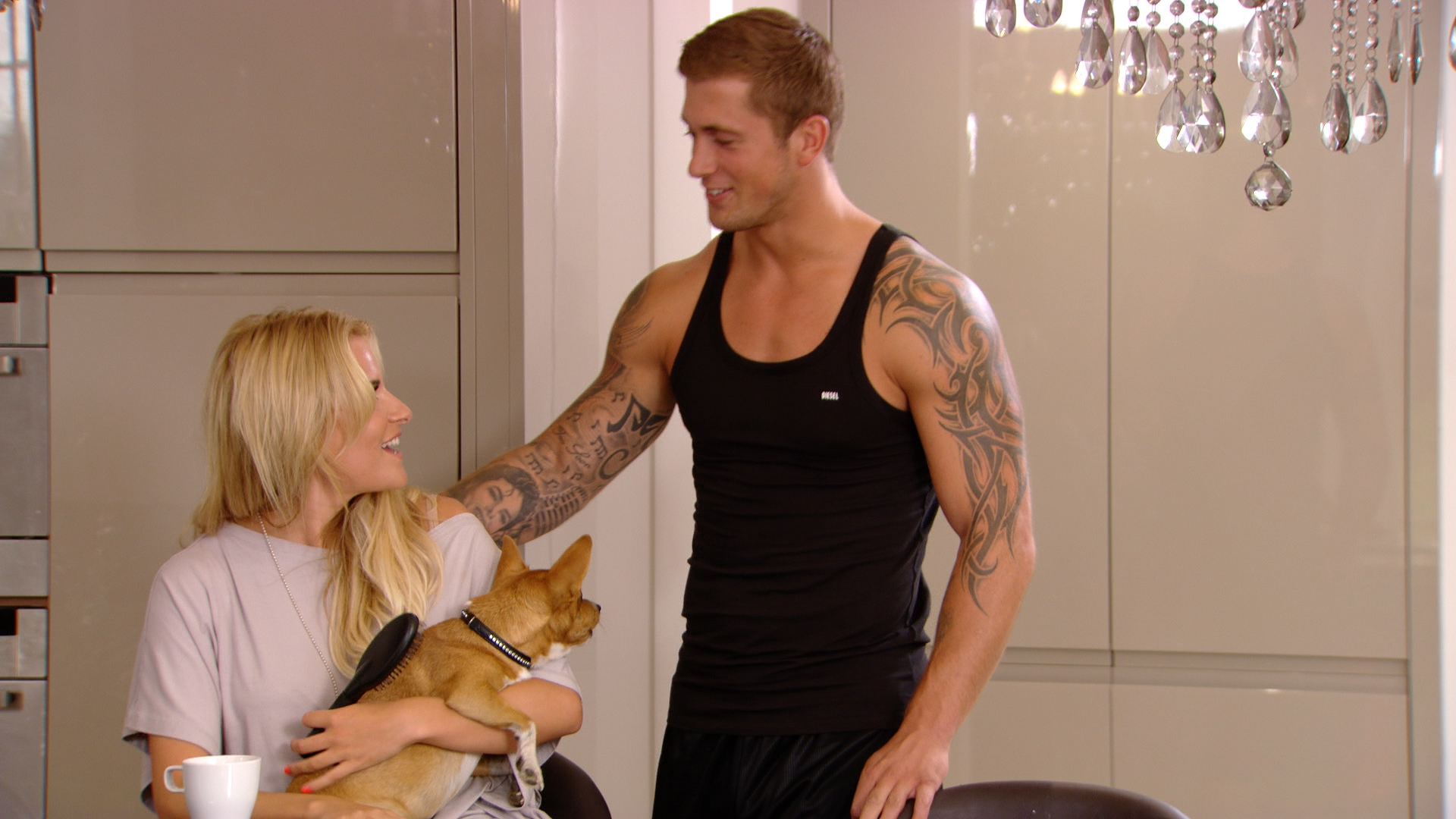 Dan and Georgia TOWIE 2014 (Picture: ITV2)